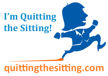 quitting the sitting  image